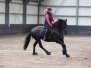 Dressuurclinic Ingeborg Klooster April 2017